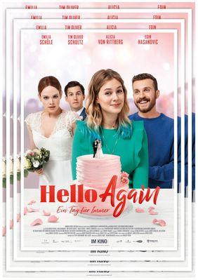 Plakatmotiv: Hello again - ein Tag für immer