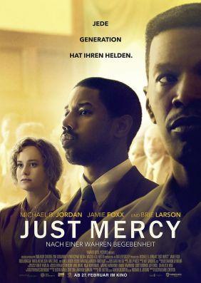 Plakatmotiv: Just Mercy