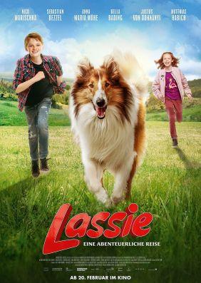 Plakatmotiv: Lassie - Eine abenteuerliche Reise