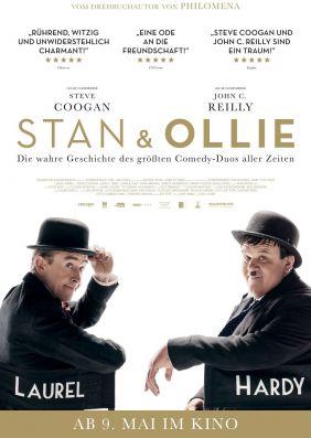 Plakatmotiv: Stan & Ollie