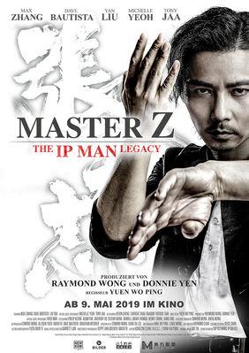 Plakatmotiv: Master Z: The IP Man Legacy