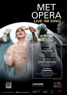 Plakatmotiv: Met Opera 2019/20: Akhnaten (Glass)