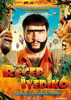 Plakatmotiv: Recep Ivedik 6