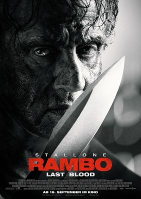 Plakatmotiv: Rambo: Last Blood