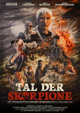 Plakatmotiv: Tal der Skorpione