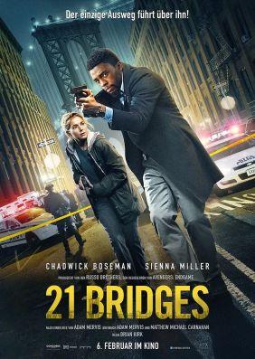 Plakatmotiv: 21 Bridges
