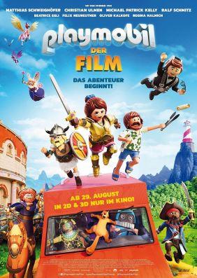 Plakatmotiv: Playmobil - Der Film 3D