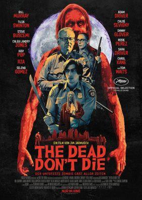 Plakatmotiv: The Dead Don't Die