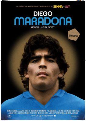 Plakatmotiv: Diego Maradona