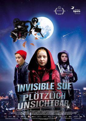 Plakatmotiv: Invisible Sue - Plötzlich unsichtbar