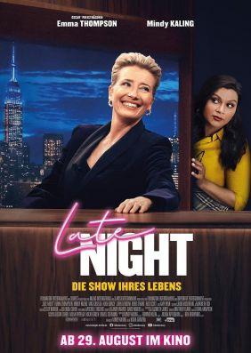 Plakatmotiv: Late Night