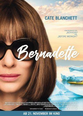 Plakatmotiv: Bernadette