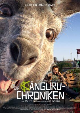 Plakatmotiv: Die Känguru-Chroniken