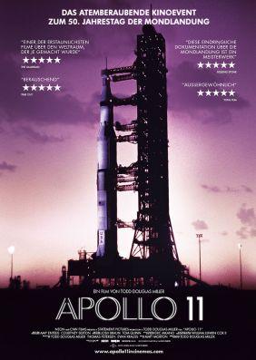 Plakatmotiv: Apollo 11