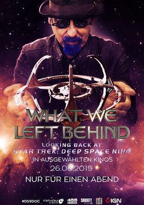 Plakatmotiv: What We Left Behind: Looking Back at Star Trek: Deep Space Nine
