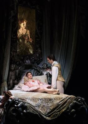 Plakatmotiv: Royal Opera House 2019/20: Dornröschen