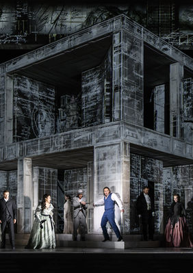 Plakatmotiv: Royal Opera House 2019/20: Don Giovanni