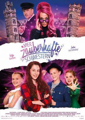 Plakatmotiv: Vier zauberhafte Schwestern