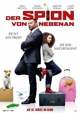 Plakatmotiv: Der Spion von nebenan