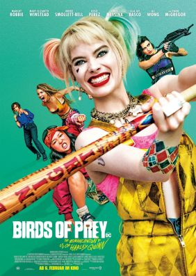 Plakatmotiv: Birds of Prey: The Emancipation of Harley Quinn