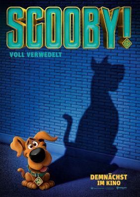 Plakatmotiv: Scooby!