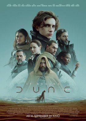Plakatmotiv: Dune