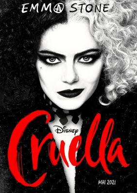 Plakatmotiv: Cruella