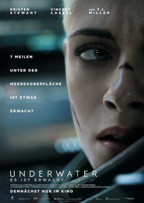 Plakatmotiv: Underwater - Es ist erwacht
