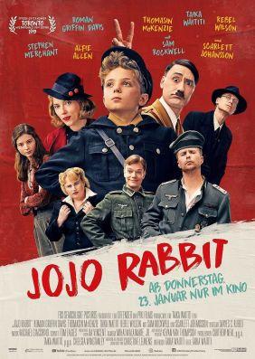 Plakatmotiv: Jojo Rabbit