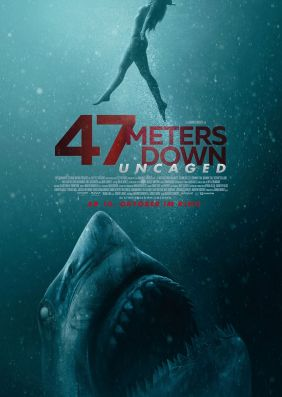 Plakatmotiv: 47 Meters Down: Uncaged