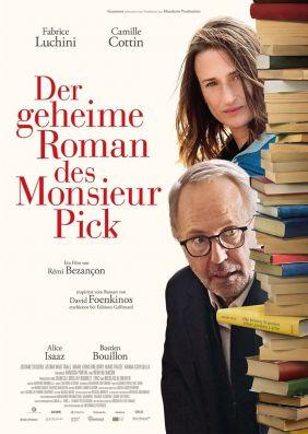 Plakatmotiv: Der geheime Roman des Monsieur Pick