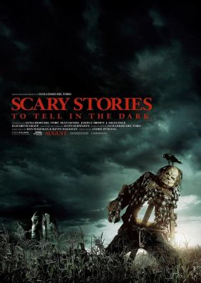 Plakatmotiv: Scary Stories to Tell in the Dark