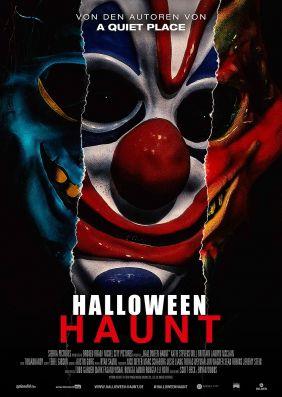 Plakatmotiv: Halloween Haunt