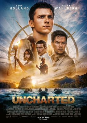 Plakatmotiv: Uncharted