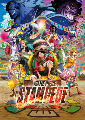 Plakatmotiv: Anime Night: ONE Piece Stampede