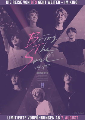 Plakatmotiv: BTS - Bring The Soul: The Movie
