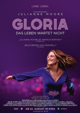 Plakatmotiv: Gloria - Das Leben wartet nicht