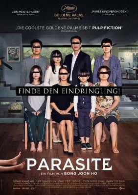 Plakatmotiv: Parasite