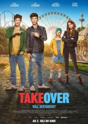 Plakatmotiv: Takeover - Voll Vertauscht