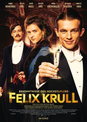 Plakatmotiv: Bekenntnisse des Hochstaplers Felix Krull