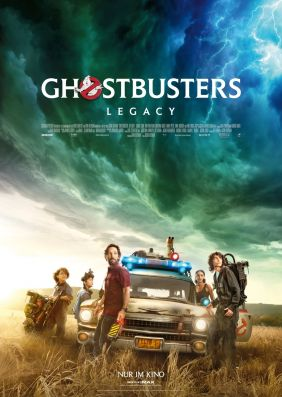 Plakatmotiv: Ghostbusters: Legacy