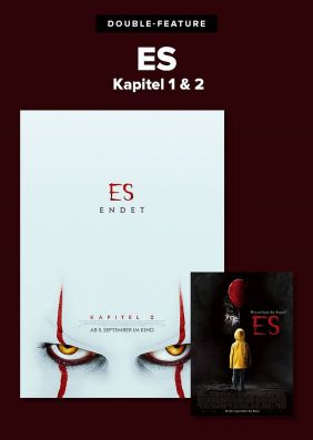 Plakatmotiv: Double Feature: Es