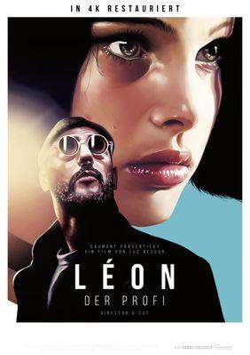 Plakatmotiv: Léon - Der Profi (Director's Cut)