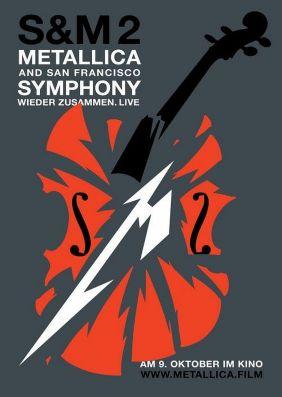 Plakatmotiv: Metallica & San Francisco Symphony Present S&M2: 20th Anniversary Concert 2019