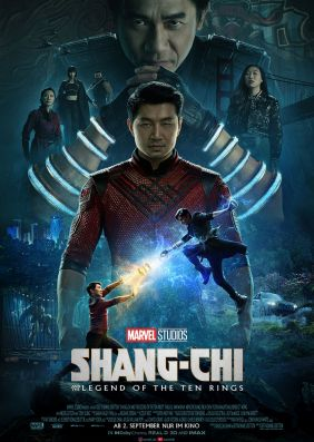 Plakatmotiv: Shang-Chi and the Legend of the Ten Rings