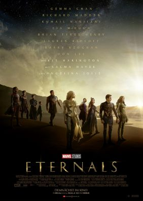 Plakatmotiv: Eternals