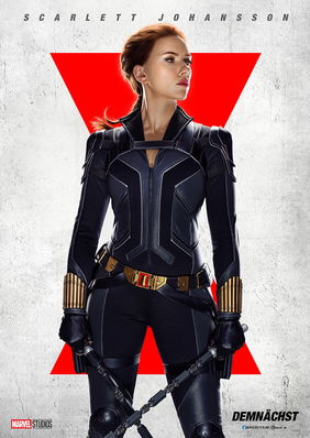 Plakatmotiv: Black Widow