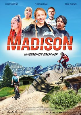 Plakatmotiv: Madison - ungebremste Girlpower