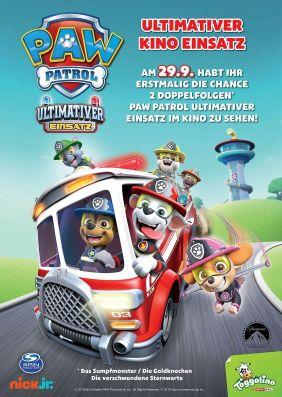 Plakatmotiv: Paw Patrol - Ultimativer Kino Einsatz
