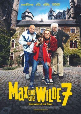 Plakatmotiv: Max und die wilde 7